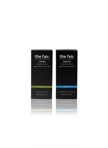 The Fair the fair. Yoğun Nem Veren Cilt ve Göz Çevresi Bakımı- Back to Basics Renksiz